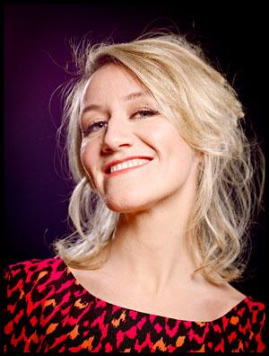 Nederland, 3 februari 2011?Anne van Rijn, cabertier, zangeres??Foto: Merlijn Doomernik?